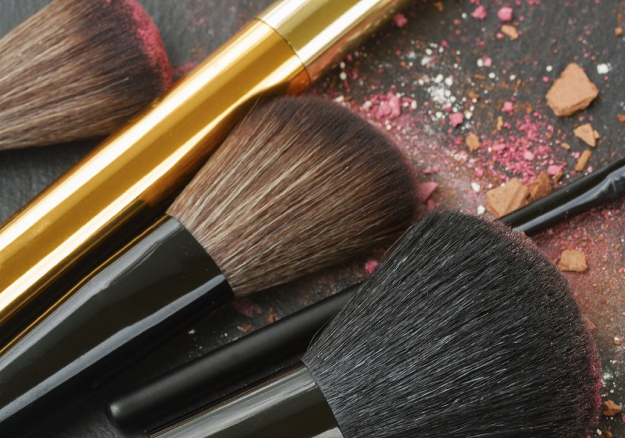 Naturally Safe Cosmetics Makeup Brushes