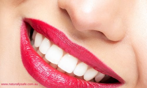Naturally Safe Cosmetics Teeth Whitening Blog