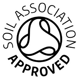Soil Association Approved Logo